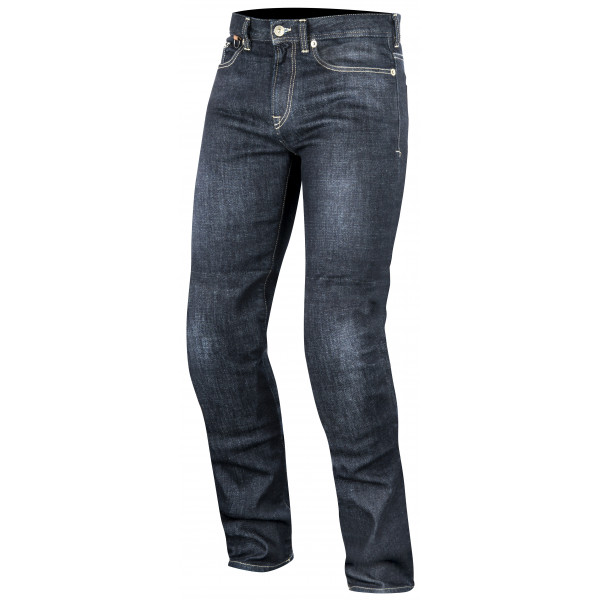 Jeans moto Alpinestars Oscar Charlie blu