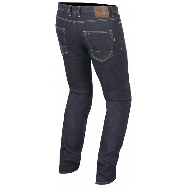 Jeans moto Alpinestars Oscar Charlie raw indigo