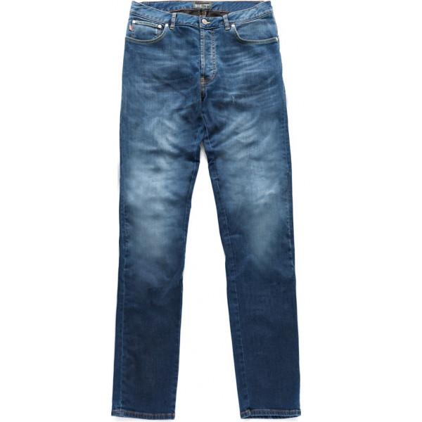 Jeans moto Blauer Gru Blu Stone Washed