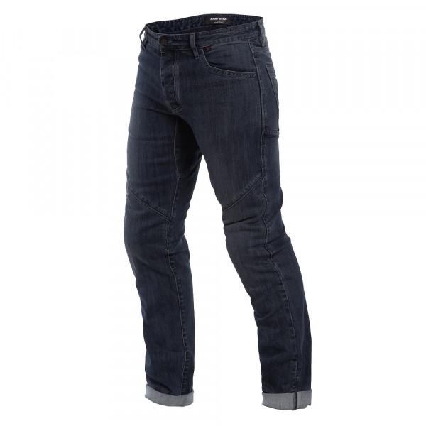 Jeans moto Dainese TIVOLI REGULAR blu scuro