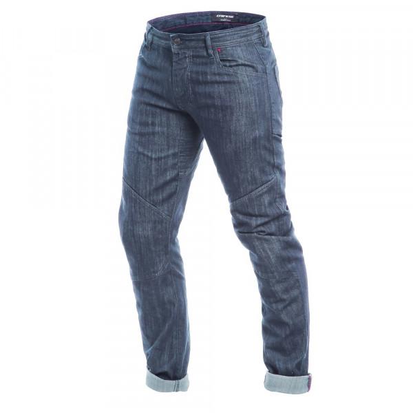 Jeans moto Dainese TODI SLIM blu medio