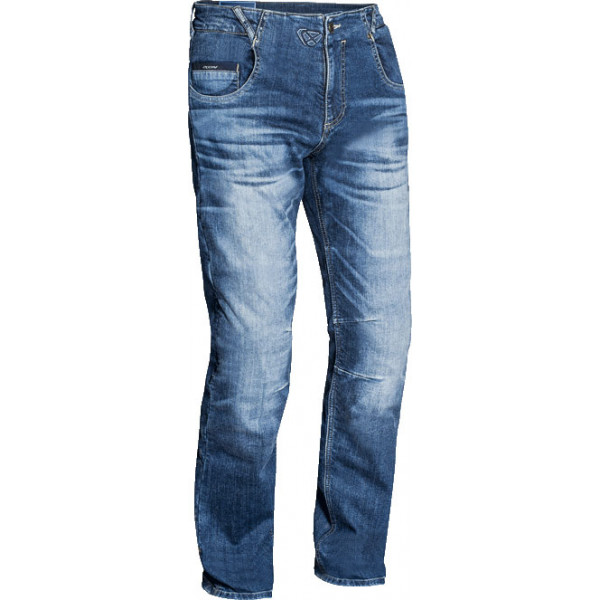 Jeans moto Ixon BUCKLER stonewash