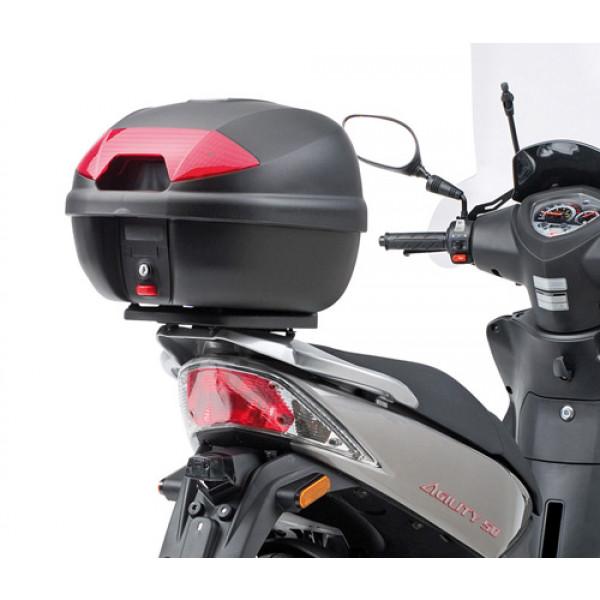 Attacco posteriore KE1370 per bauletto MONOLOCK per KYMCO Agilit