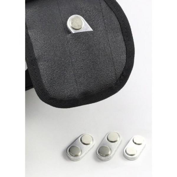 Borsa serbatoio Befast piccola 5lt completa di magneti per serbatoi metallici