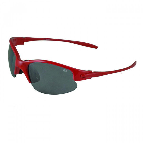 Occhiali moto Baruffaldi Door rosso