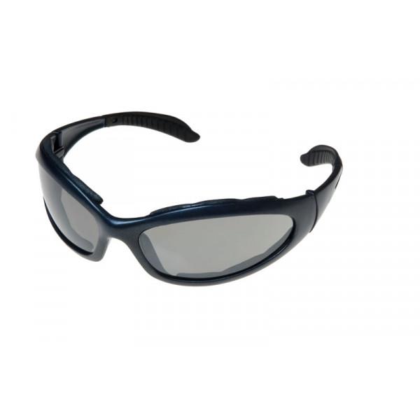 Occhiali moto Baruffaldi Saar blu