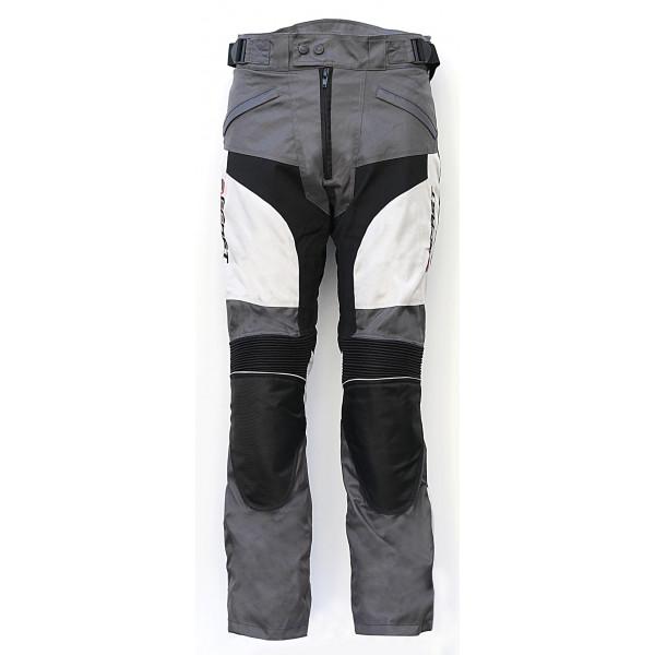 Pantaloni moto Befast Antares Evo Nero Grigio