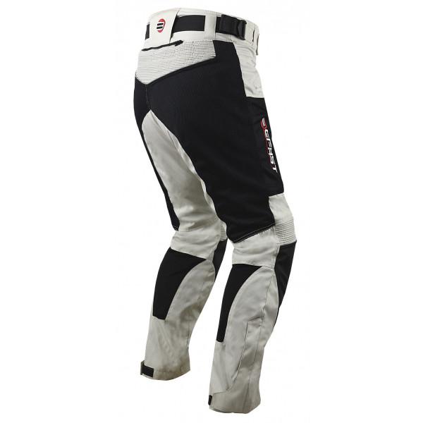 Pantaloni moto estivi Befast NewSun Evo Grigio