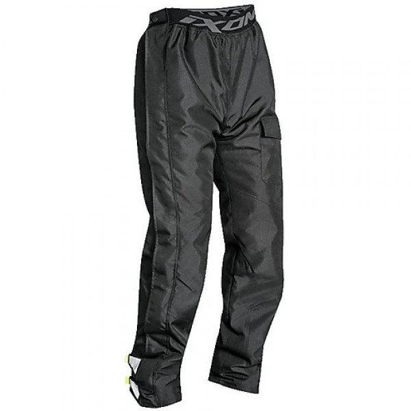 Pantaloni antipioggia Ixon SENTINEL nero giallo