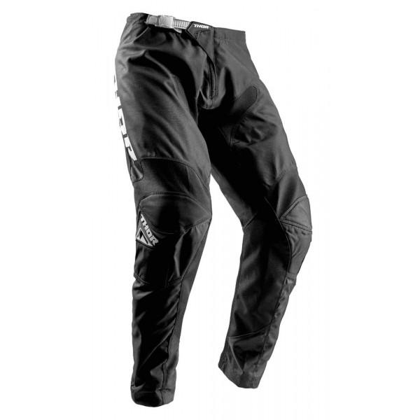 Pantaloni cross bambino Thor S8Y YOUTH SECTOR Zones Nero