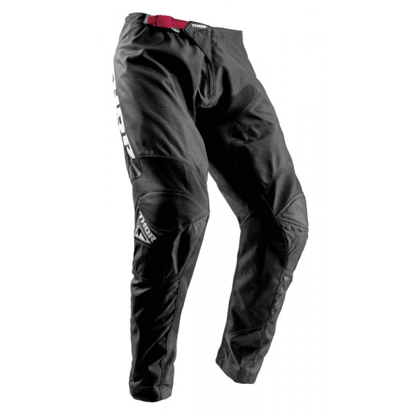 Pantaloni cross donna Thor S8W SECTOR ZONES Nero Rosa