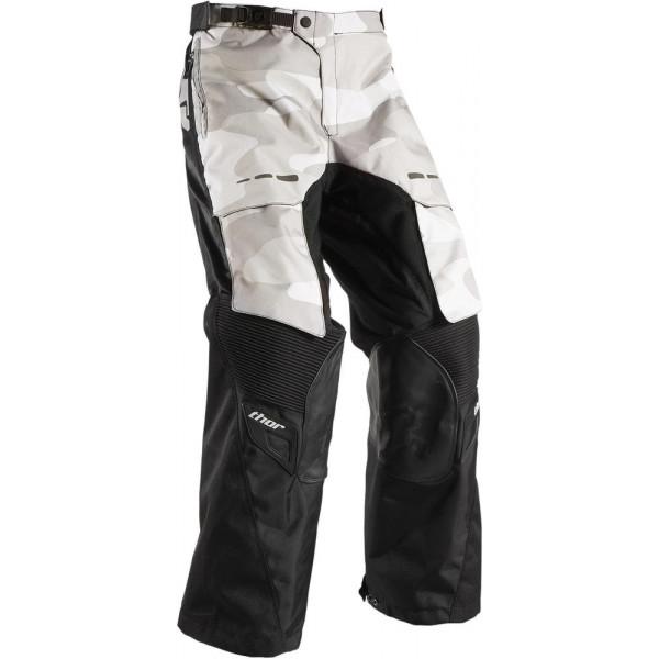 Pantaloni cross Thor S7 TERRAIN CAMO Sabbia Nero
