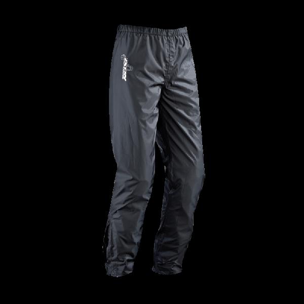 Pantaloni donna antipioggia Ixon COMPACT nero