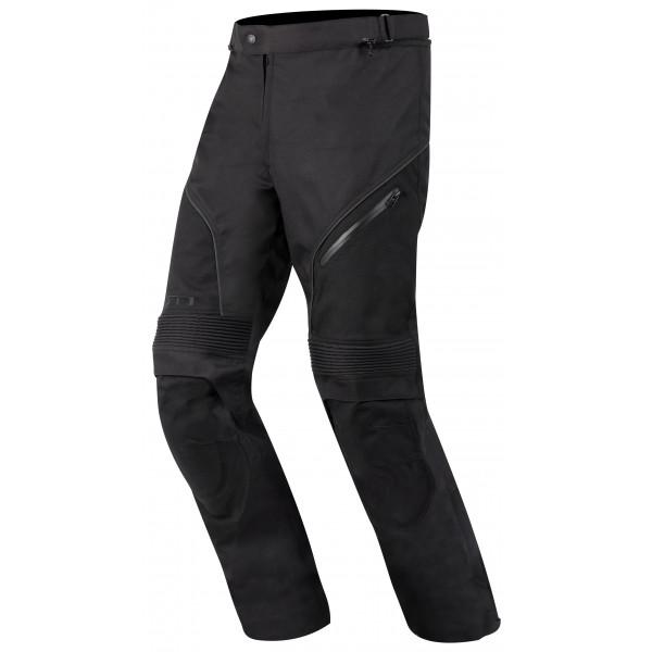 Pantaloni moto Alpinestars AST-1 Waterproof accorciati neri