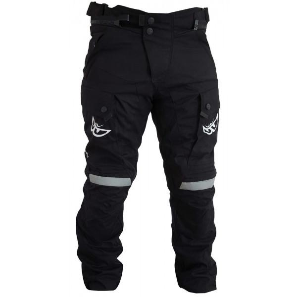 Pantaloni moto Berik 2.0 4 stagioni Nero
