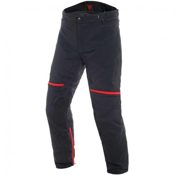 Pantaloni moto Dainese CARVE MASTER 2 GORE-TEX Nero Rosso
