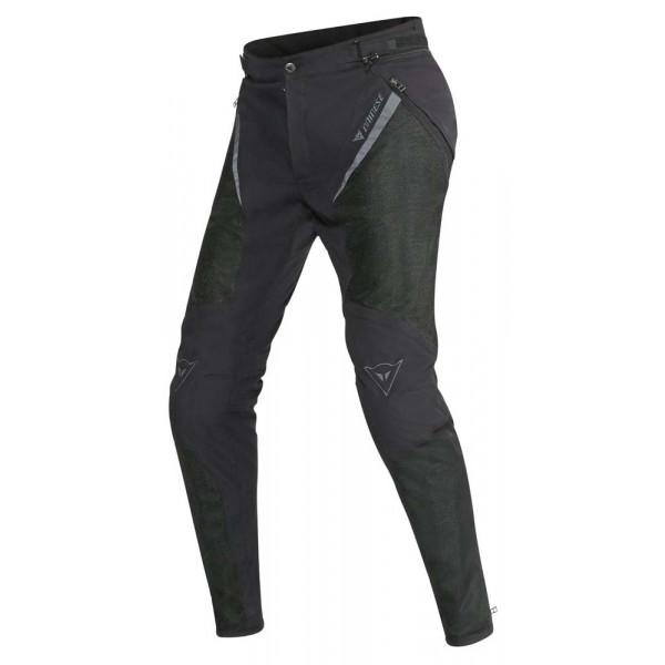 Pantaloni moto donna Dainese Drake Super Air Tex neri