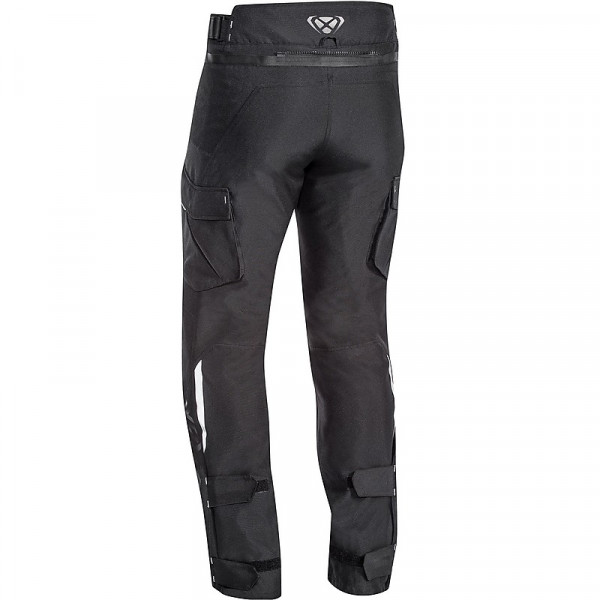 Pantaloni moto Ixon SICILIA Nero