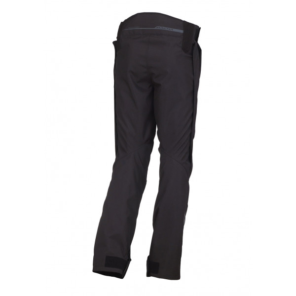 Pantaloni moto touring Macna Swift WP nero