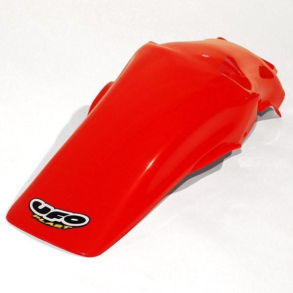 Parafango posteriore Ufo per Honda Bianco