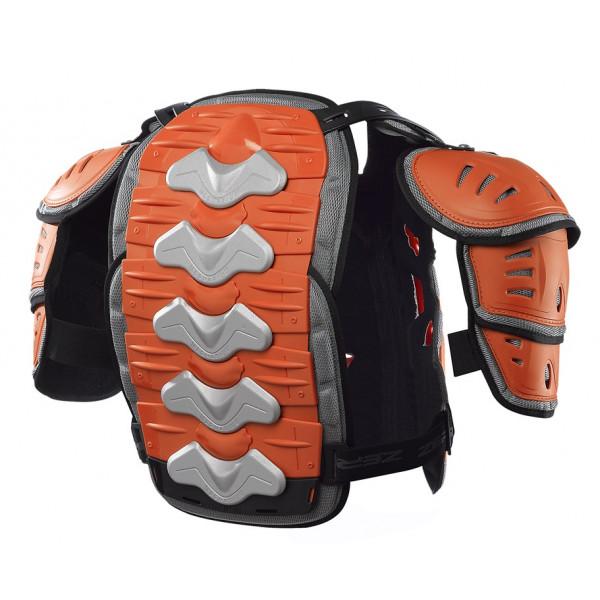 Pettorina completa Zero7 Roka Vest Arancio