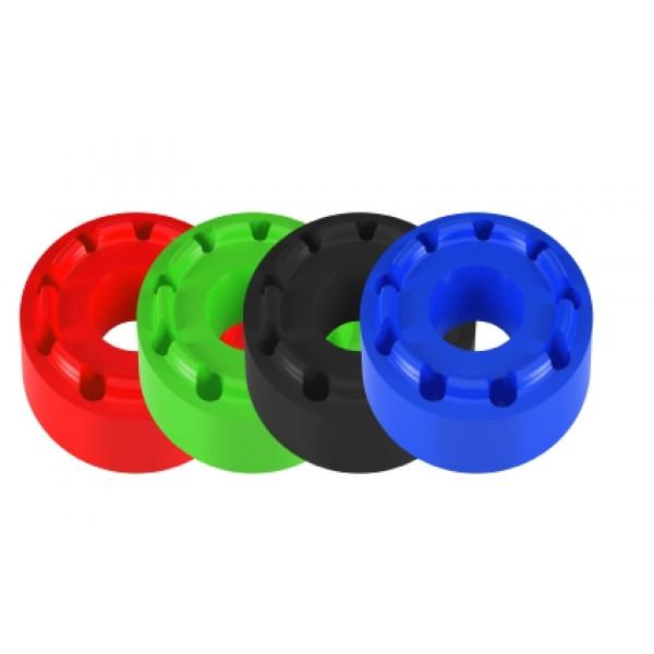 Ricambio protezione per telaio shock absorber Lightech rosso