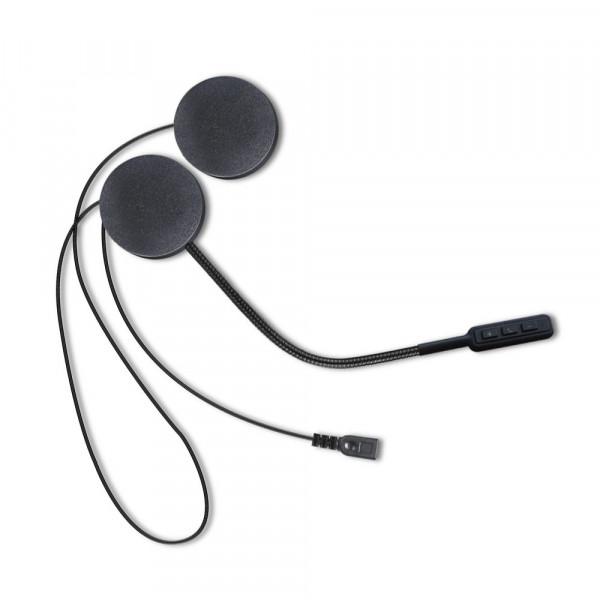 Interfono Bluetooth universale SCS S-6 con centralina integrata