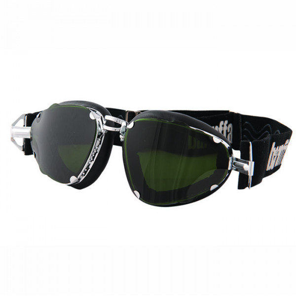 Occhiali moto Baruffaldi Senior nero