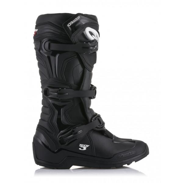 Stivali cross Alpinestars Tech 3 Enduro nero