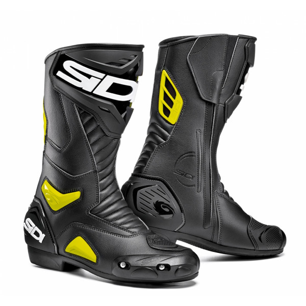 Stivali racing Sidi PERFORMER Nero giallo