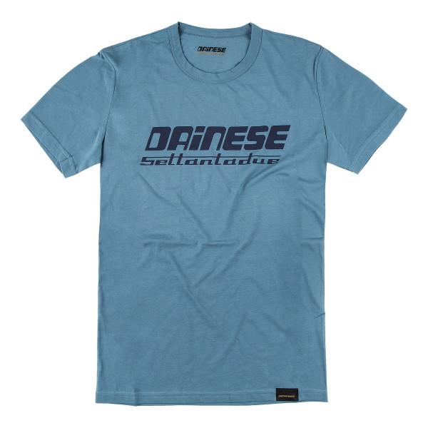 T-shirt Dainese72 SETTANTADUE Blu Chiaro