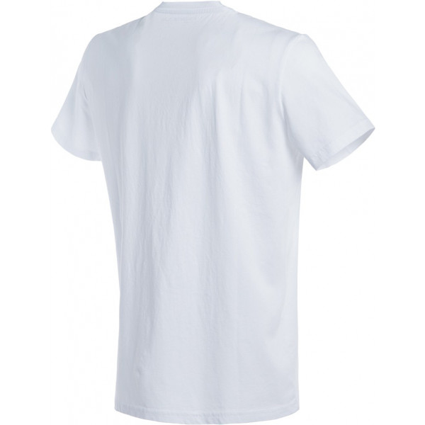T-shirt Dainese RACER-PASSION Bianco Antracite