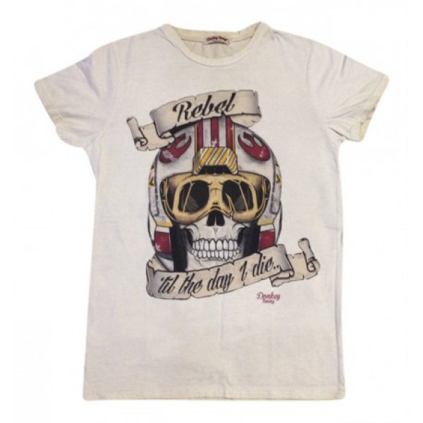 T-shirt Donkey Swing Rebel sabbia