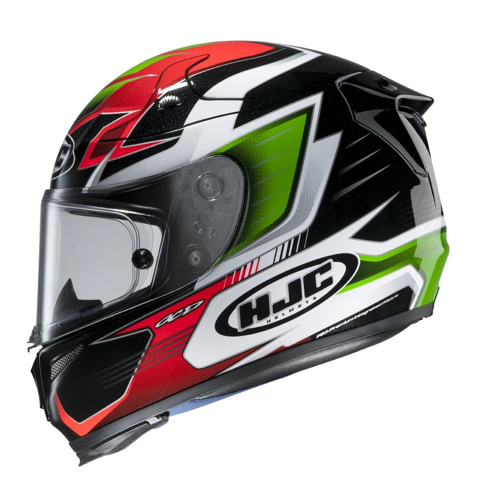 Casco integrale HJC RPHA 10 Plus Elsword MC1