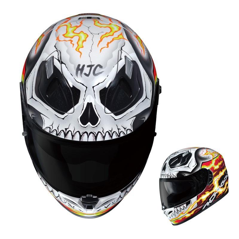Casco HJC Ghost Rider 880426922386