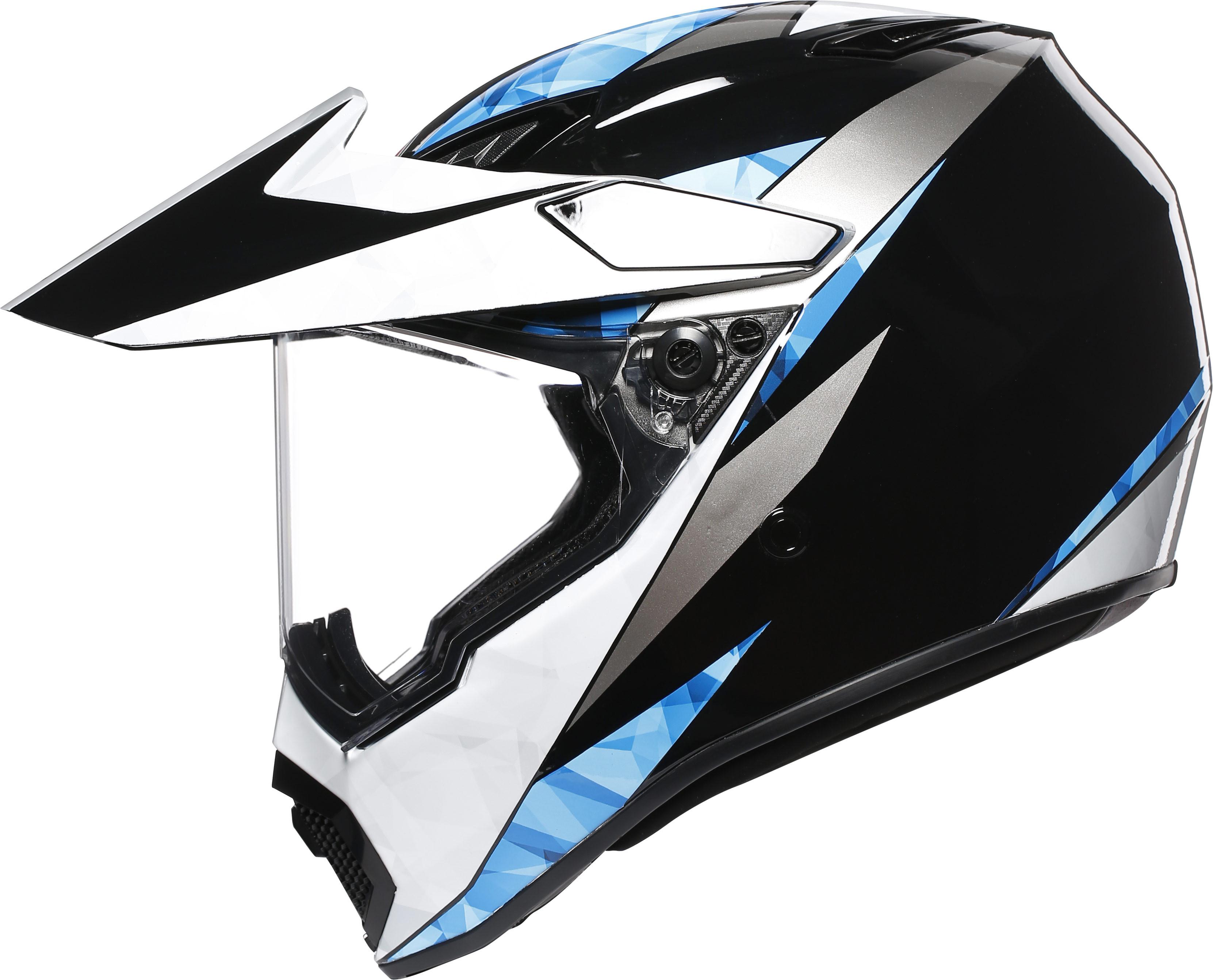 AGV Visiera per ax9-Casco da Moto Accessori Pezzo di Ricambio