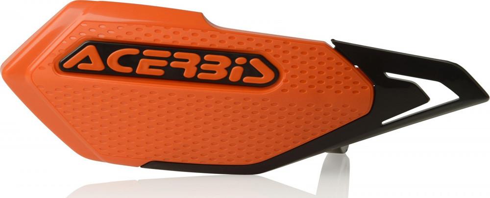 Acerbis PARAMANI X Elite Nero Arancio Nero//Arancione