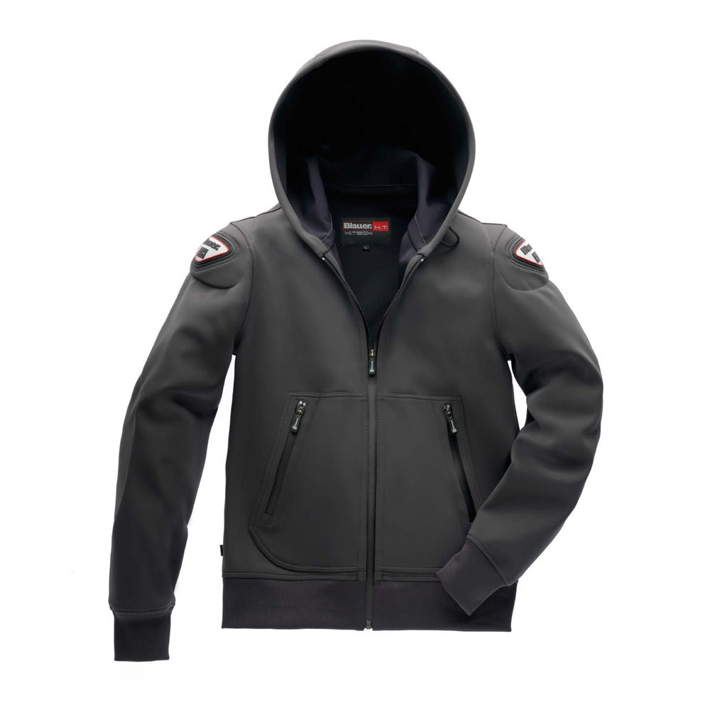 Giacca moto Blauer EASY MAN 1.1 antracite
