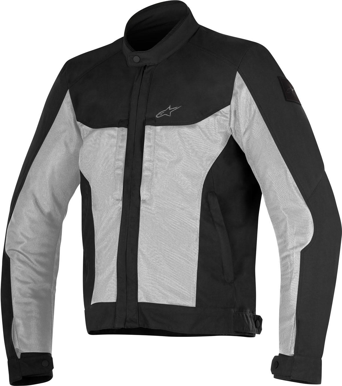 Giacca Moto da Città in Tessuto Alpinestars LUC AIR Jacket con Protezioni