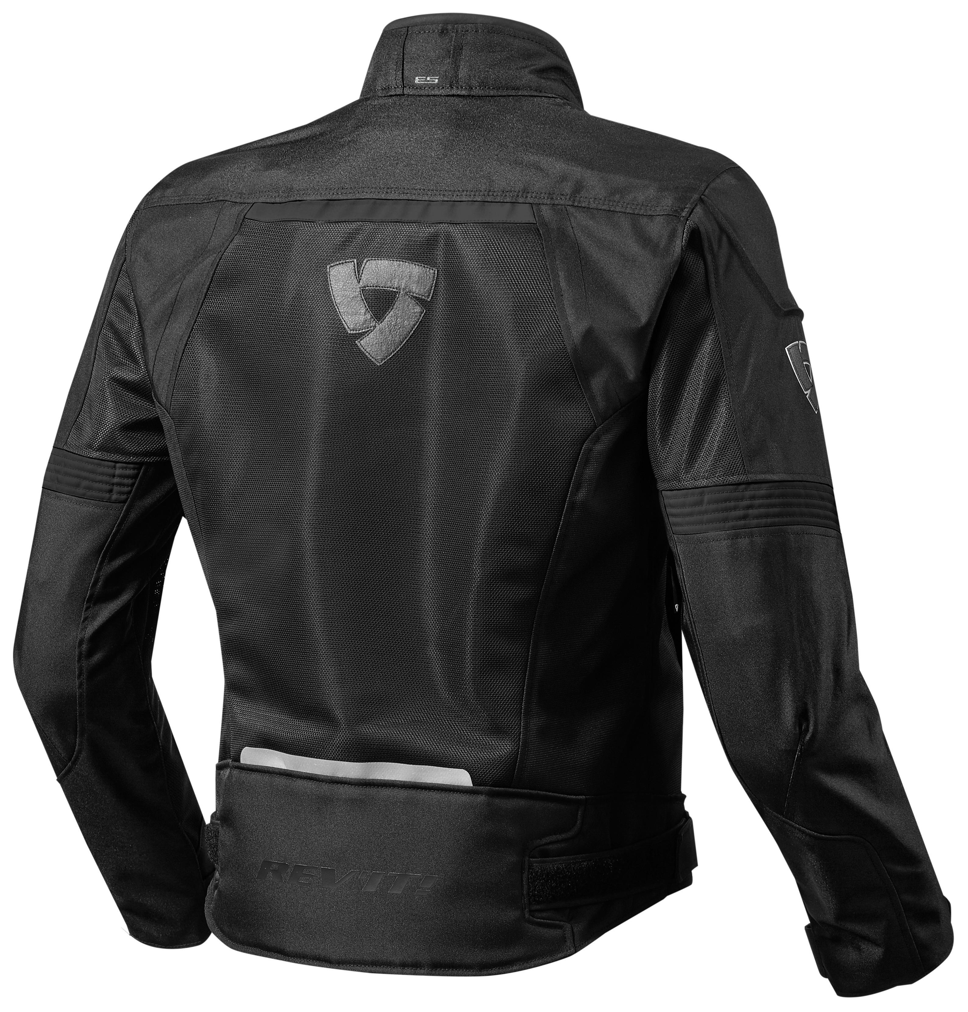 comprare popolare 23166 9540a Giacca moto estiva Rev'it Airwave 2 nera