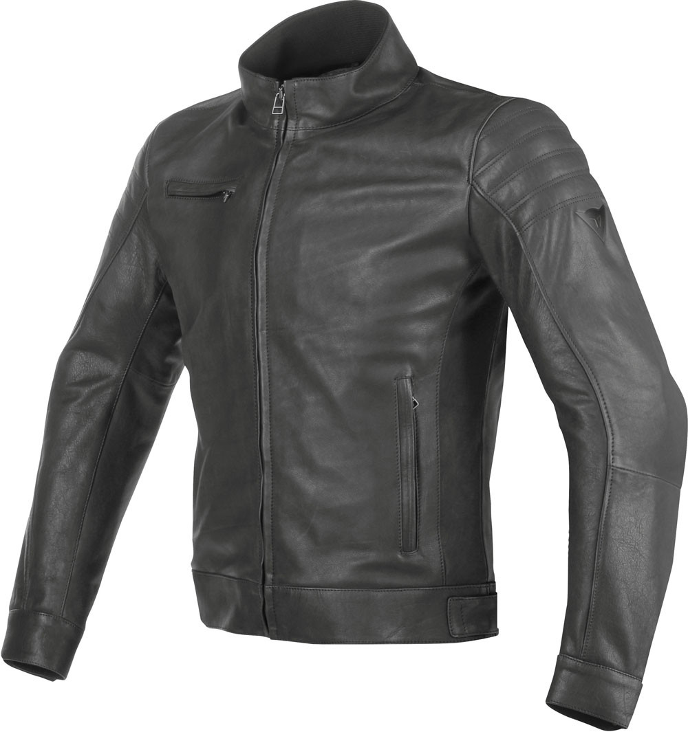 promo code 366fe be1d7 Giacca moto pelle Dainese Bryan nera