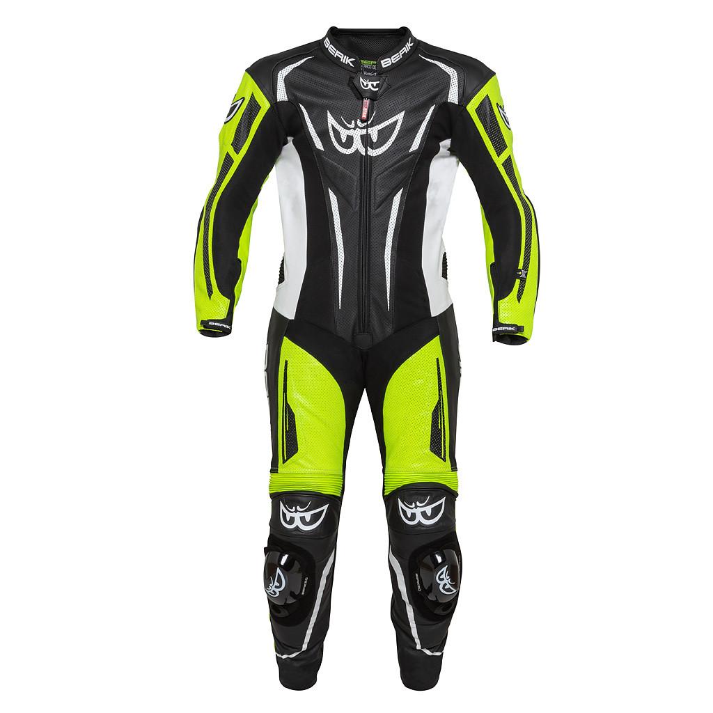 Berik Race-X Tuta da motociclista in pelle 1 pezzo