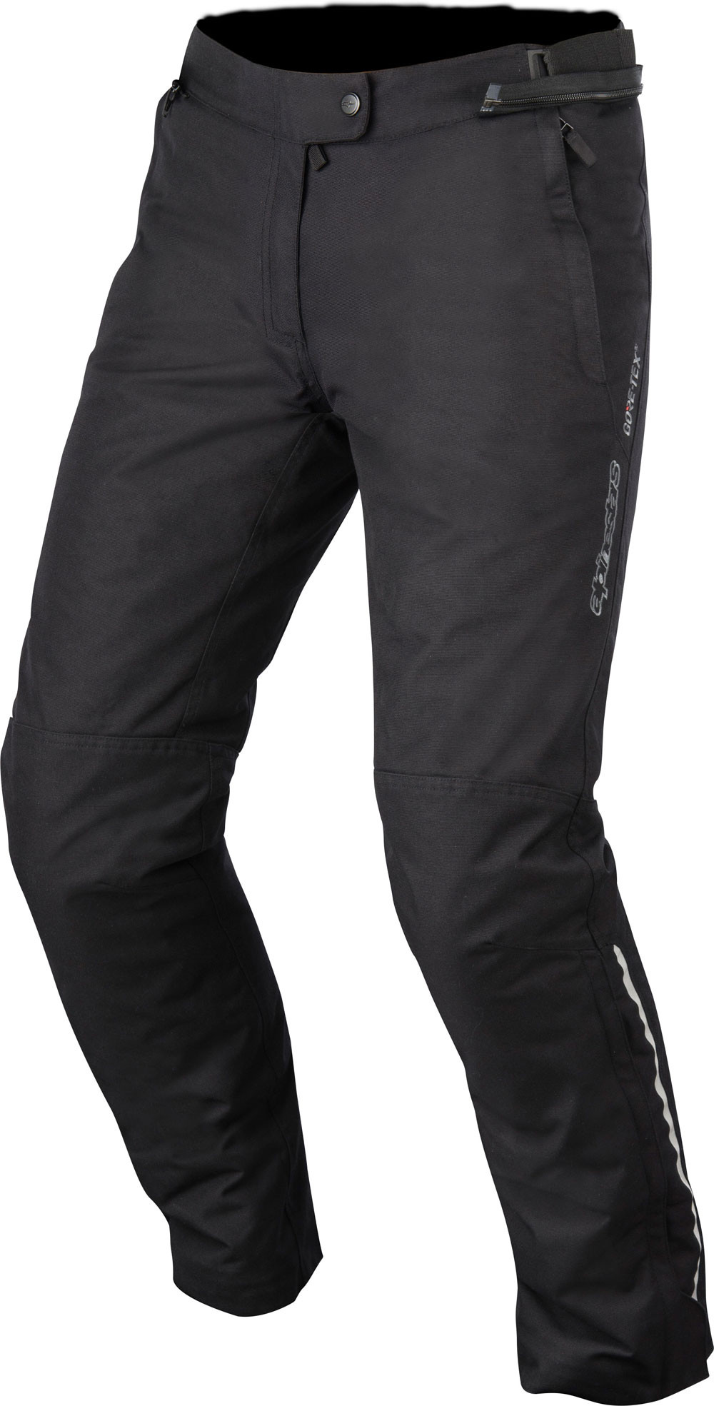Donna Patron Moto Pantaloni Gore Alpinestars Tex Neri Stella dQrtxhsBC