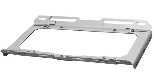 Porta borsa estensibile Givi EX1SRA in alluminio