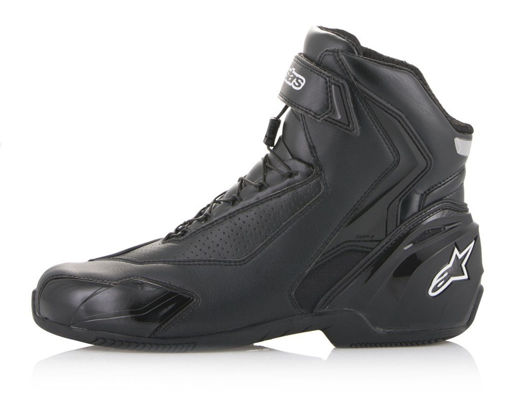 outlet 930cd e965d Scarpe moto Alpinestars SP-1 V2 nero nero