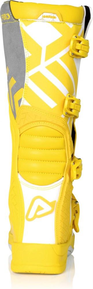 Stivali da Motocross X-Team Giallo//Bianco Acerbis