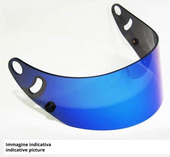 Visiera iridium blu LS2 MX436 Pioneer