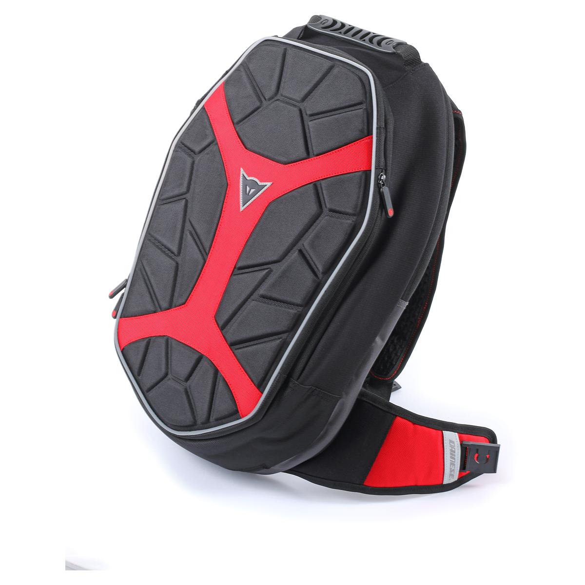 scarpe sportive a9931 6bc5c Zaino moto Dainese D-Exchange L Nero nero rosso