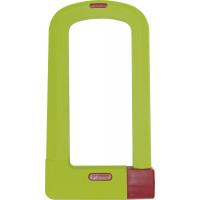 Lucchetto ad arco ABUS uGrip Plus 501-160HB 230+USH501 Lime