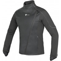 Maglia intima Dainese D-Mantle Fleece WS Nero Antracite
